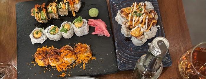 Masami Sushi is one of Orte, die Alhatoon gefallen.