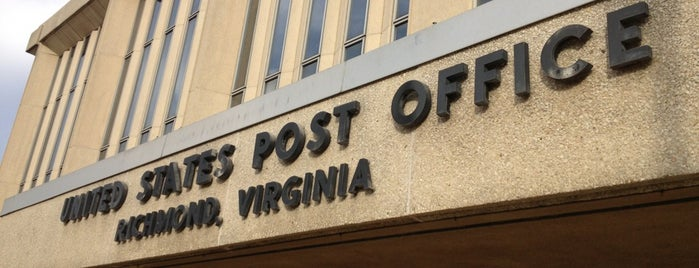 US Post Office is one of Orte, die Nicodemus gefallen.