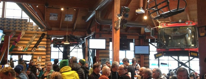 Merlins Bar & Grill Whistler is one of Whistler.