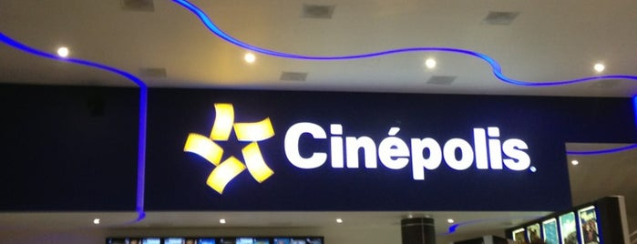Cinépolis is one of Viajes.
