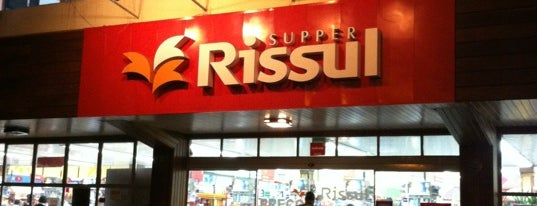 Supermercado Rissul is one of Lieux qui ont plu à Laila.