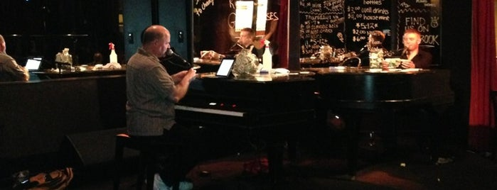 Duel Piano Bar is one of Center City Sips 2015.