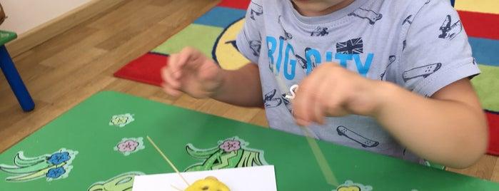 ЕКОСВІТ освітньо-творчий центр розвитку дитини is one of Развивалки.