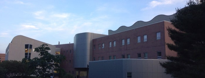 Mathematical Sciences Building is one of Kent State.