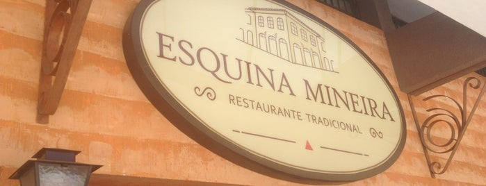Esquina Mineira is one of Fábio Marceloさんのお気に入りスポット.