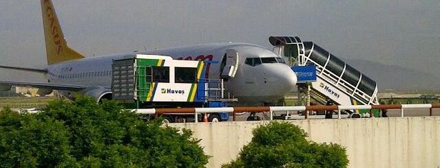Konya Havalimanı (KYA) is one of Airports in Turkey.