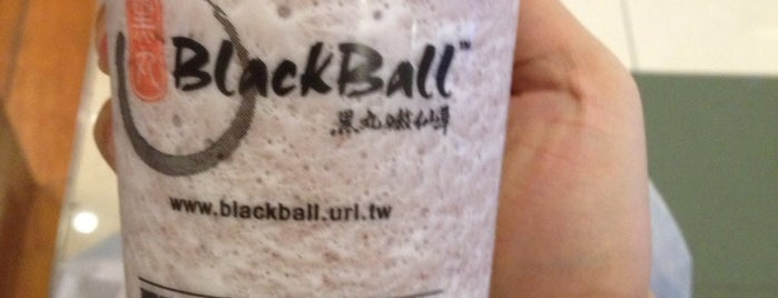 BlackBall is one of Jakarta.