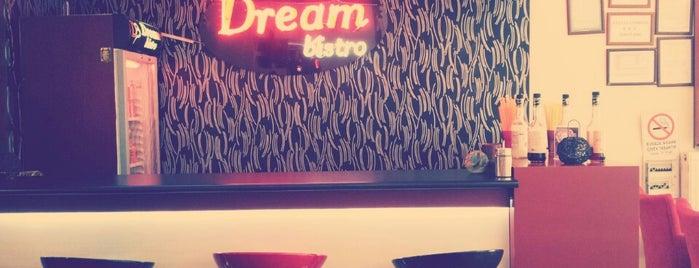 Dream Bistro is one of Gezdim.
