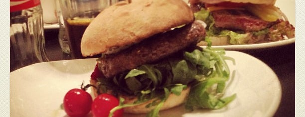 Ellis Gourmet Burger is one of Brussels.