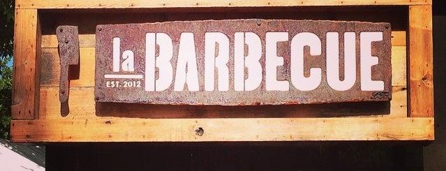 La Barbecue Cuisine Texicana is one of Austin.