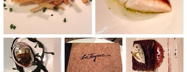 La Toque Restaurant is one of SF Michelin 1 Star.