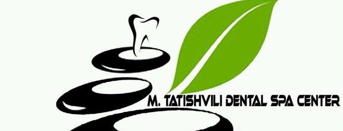 TatishviliDentalSpaCenter is one of Locais curtidos por Nini.