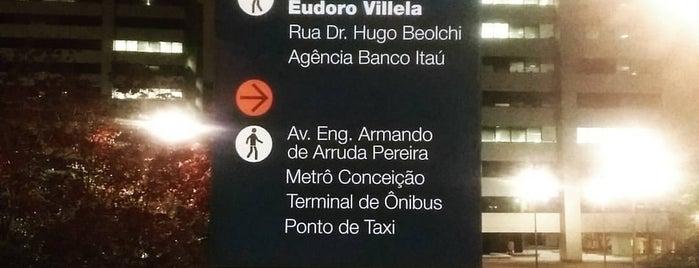 Feira Gastronômica da Conceição is one of Cledson #timbetalab SDV'ın Kaydettiği Mekanlar.