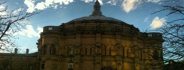 McEwan Hall is one of Inspired locations of learning.