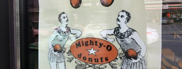 Mighty-O Donuts is one of Northwest Washington.