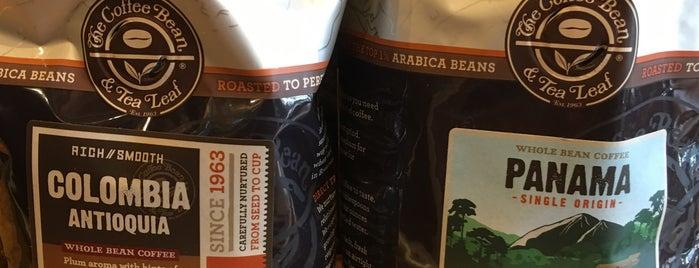The Coffee Bean & Tea Leaf is one of Hawaii.