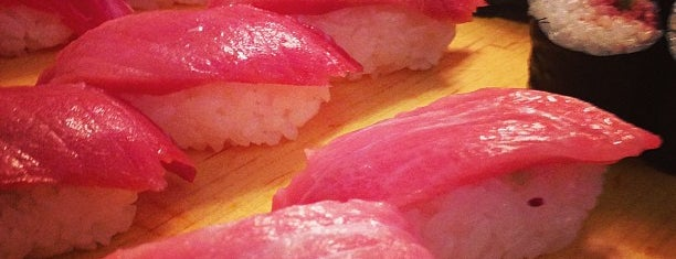 Itamae Sushi is one of Locais curtidos por carolinec.