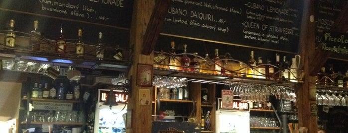 ILLEGAL  bar & restaurace is one of Josef : понравившиеся места.