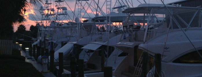 Fisher's at Orange Beach Marina is one of Gulf Shores AL.