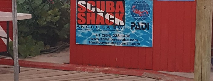 Scuba Shack is one of Anguilla.