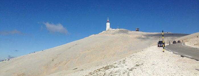 Mont Ventoux is one of Bienvenue en France !.