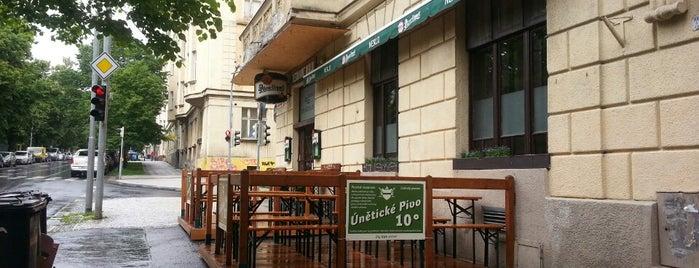 Neklid Restaurant is one of Praha Baru.