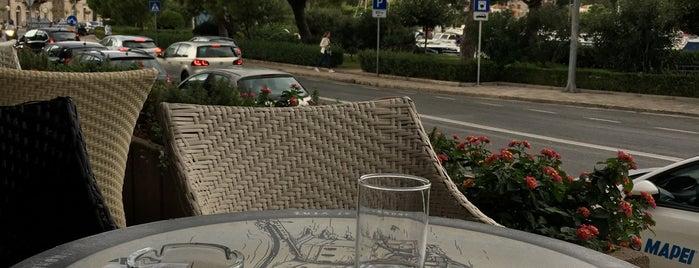 Caffe bar MINČETA is one of Posti salvati di Sarah.