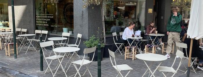 Café Capitale is one of Lieux qui ont plu à Stéphane.
