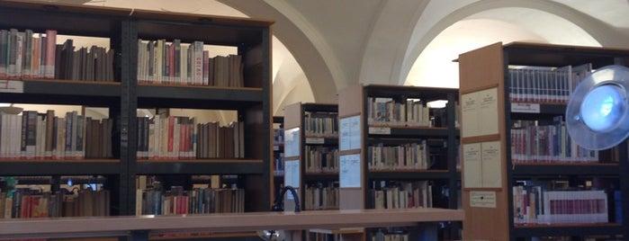 Knihovna Univerzity Palackého v Olomouci is one of Experience Olomouc like a locals!.