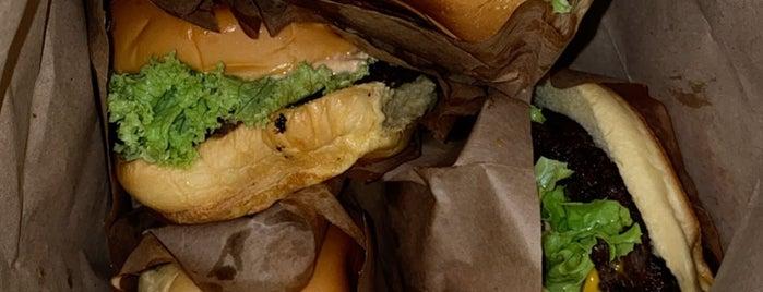 Garage Burger is one of Khobar.