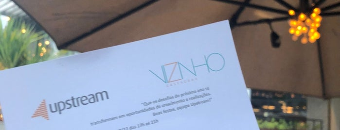 Vizinho Gastrobar is one of Rio Show Gastronomia 2018.