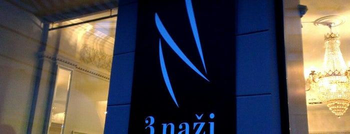 3 Knives Restaurant / 3 naži Restorāns is one of Laikam būs jāaiziet.