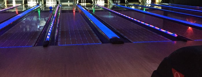 AMF Stafford Lanes is one of Houston.