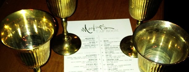 Maxine's Tap Room is one of Lugares favoritos de Megan.