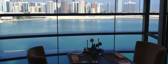 Aqua is one of Abu Dhabi.