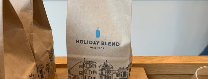 Blue Bottle Coffee is one of Cute Aussie Foodie Couple.