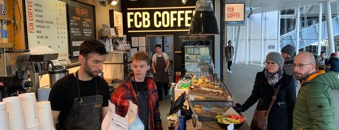 FCB Coffee is one of Mallory : понравившиеся места.