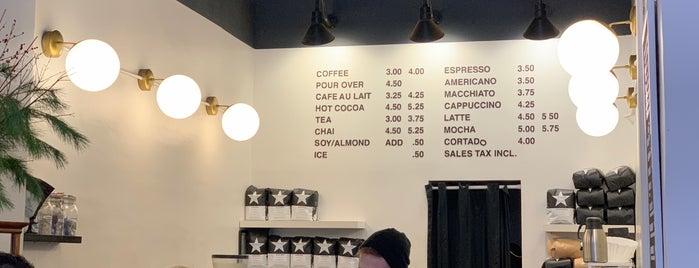Gotham Coffee Roasters is one of Coffee.