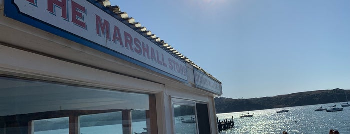 The Marshall Store is one of T+L's Guide to Eating Like a Local.