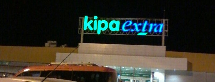 Kipa AVM is one of Hilal : понравившиеся места.