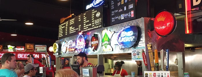 Andy's Grille is one of Minnesota Burgers.