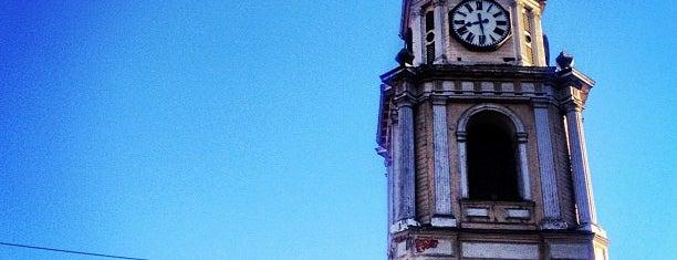 Iglesia San Francisco is one of [S]antiago.