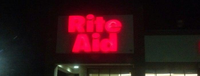 Rite Aid is one of John'un Beğendiği Mekanlar.