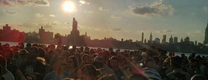 Williamsburg Waterfront is one of NYC - Best of Brooklyn.