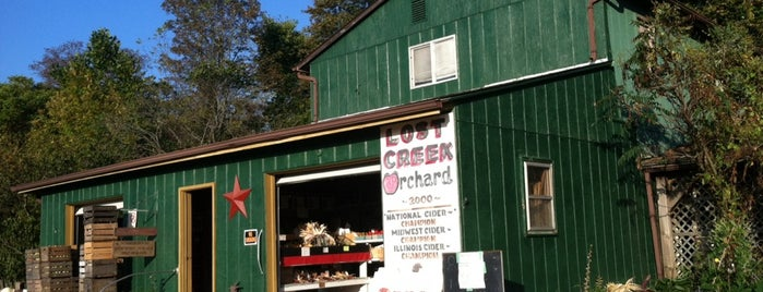 Lost Creek Orchard is one of DownState Etc.