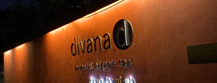 divana divine spa is one of Bangkok+.