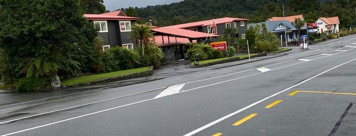 Fox Glacier Village is one of South Island Roadtrip.
