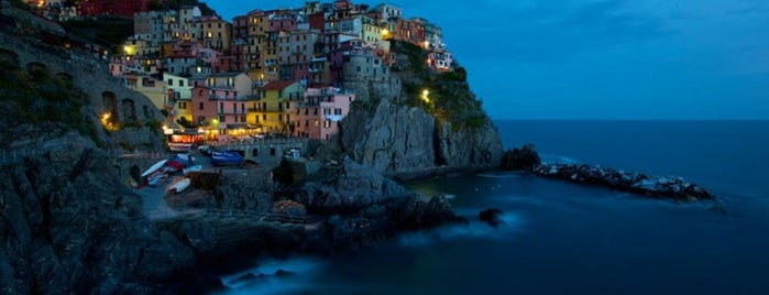 Belvedere di Manarola is one of Liz 님이 좋아한 장소.
