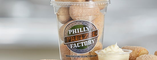 Philly Pretzel Factory is one of Brooklyn List.