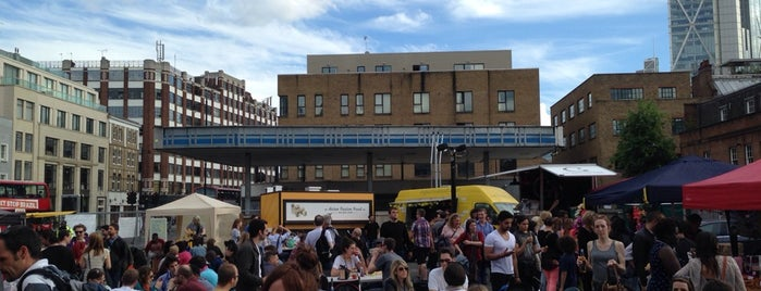 Urban Food Fest is one of London Markets & Food Stalls.